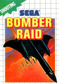 Обложка Bomber Raid