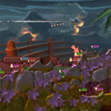 Скриншот Worms Battlegrounds
