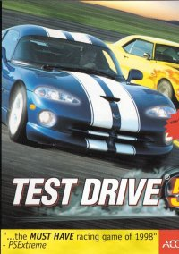Обложка Test Drive 5