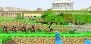 Super Roman Conquest. Видео #1