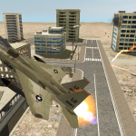 Скриншот Air Supremacy Jet Fighter – Изображение 1