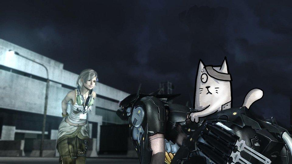 Metal Gear Polosaty: Revengenance - Изображение 2