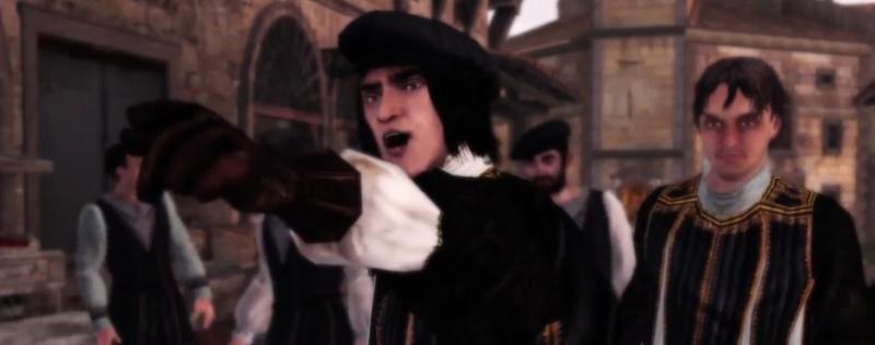 Лучшие шутки о баге с лицом персонажа в ремастере Assassin's Creed 2. - Изображение 3