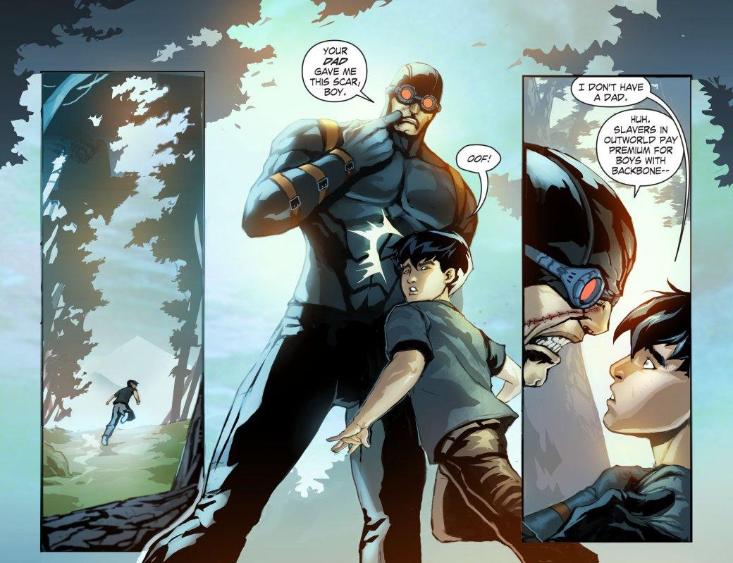 Что мы узнали о Mortal Kombat X из трейлера и комиксов - Изображение 6