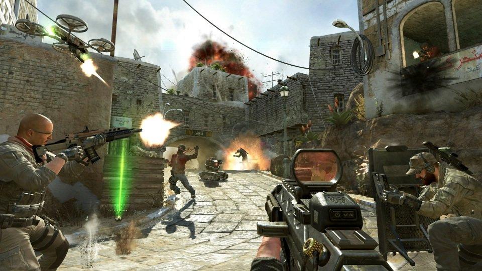 Call of Duty: Black Ops 2. Впечатления от мультиплеера.. - Изображение 3