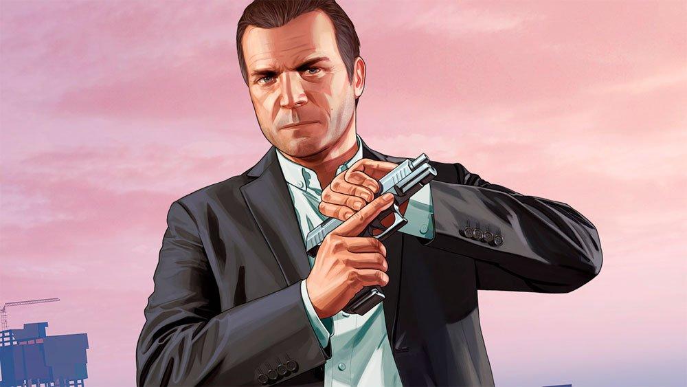 Майкл ничего не слышал о сюжетном DLC для GTA 5, оставьте его в покое! - Изображение 1