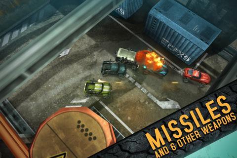 Death Rally - первая игра от Remedy на iOS. - Изображение 4