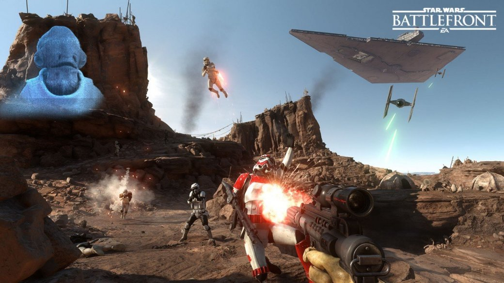 Впечатления от беты Star Wars: Battlefront. - Изображение 3