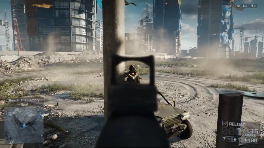DICE экстренно обновит Battlefield 4  - Изображение 1