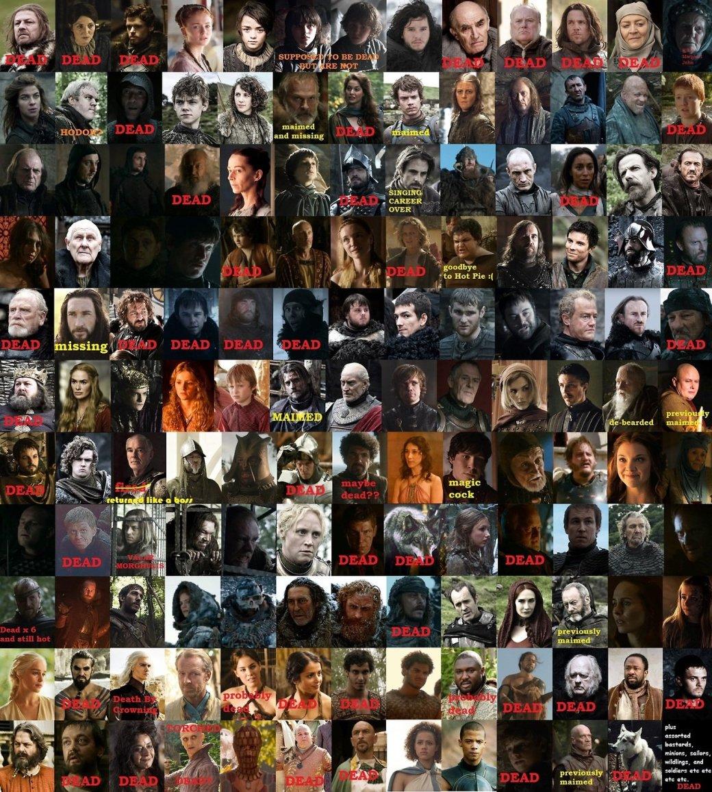 Рецензия на пятый сезон «Игры престолов» - Изображение 9