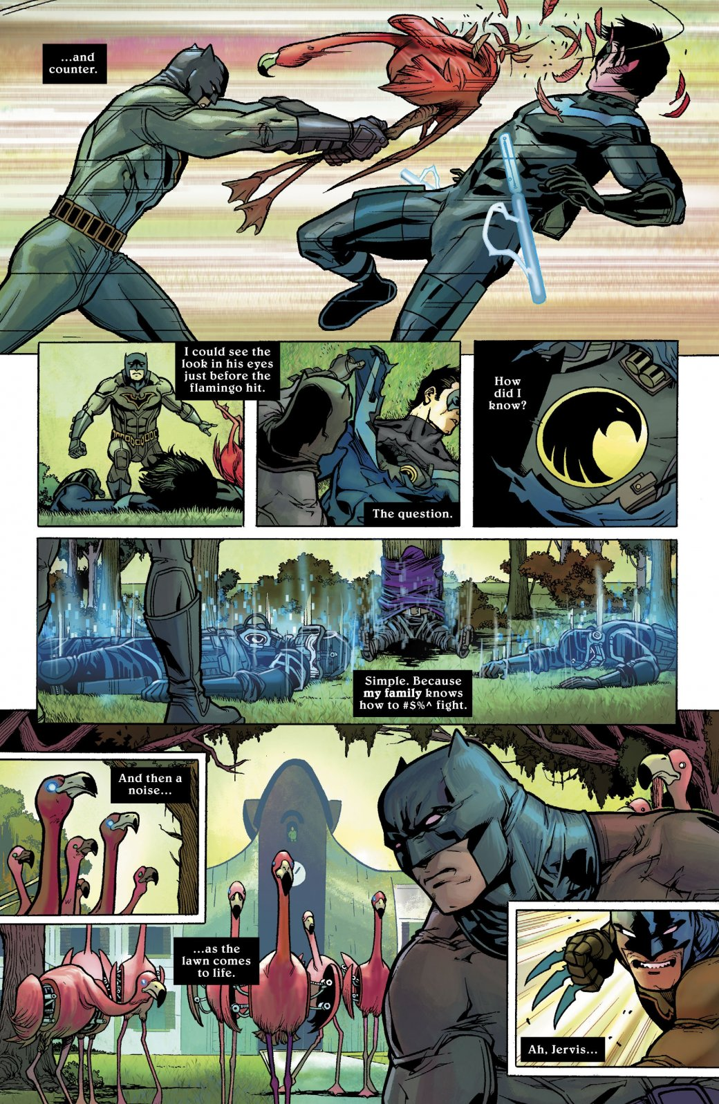 Бэтмен против Безумного Шляпника - Изображение 1