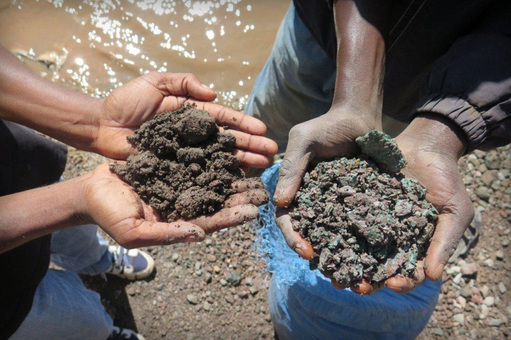 Дети в Конго добывают кобальт для Apple, Samsung и Microsoft? - Изображение 1
