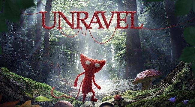 Unravel- очень милая игра, про вязанного Ярни. - Изображение 1