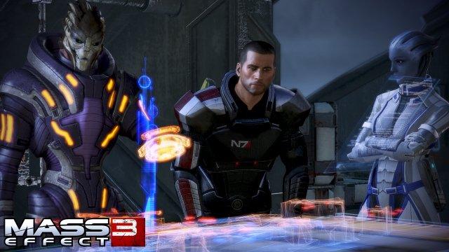 Сергей Орловский про Mass Effect 3. О синтетиках, органиках и смыслах в играх. - Изображение 1