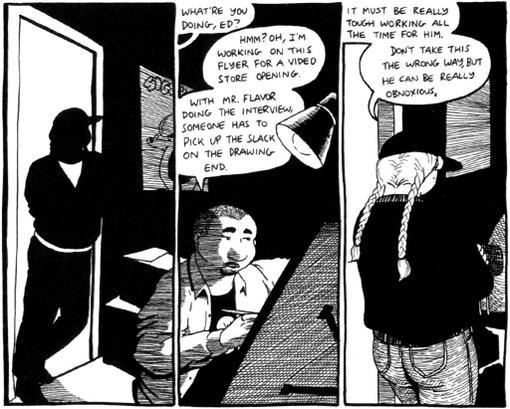 Комиксы: Box Office Poison. - Изображение 5