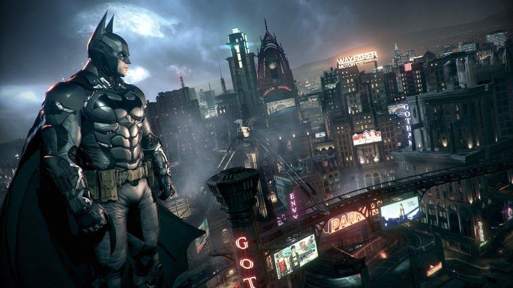 Человек-летучая мышь: 28 лет Бэтмена в играх - Изображение 1