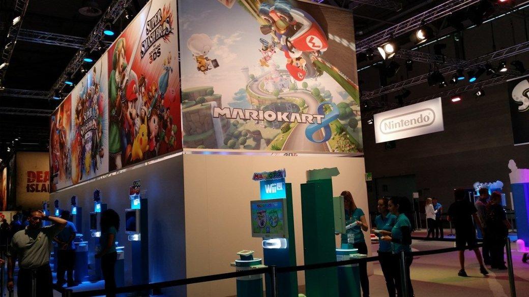 Gamescom 2014 в фото - Изображение 145