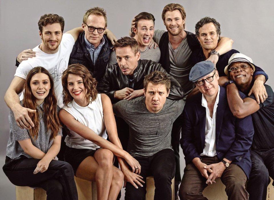 Disney на Comic Con: «Звездные Войны», «Мстители», «Человек-муравей» - Изображение 1