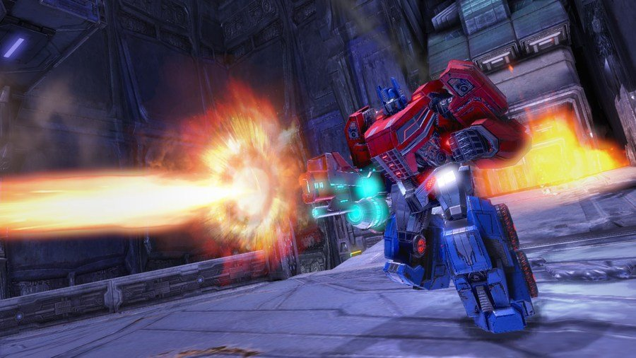 В трейлере игры по «Трансформерам» объявился огромный босс - Изображение 1
