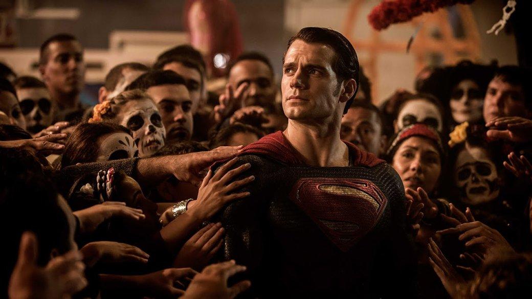 Сборы «Бэтмена против Супермена» упали на 68% - Изображение 1
