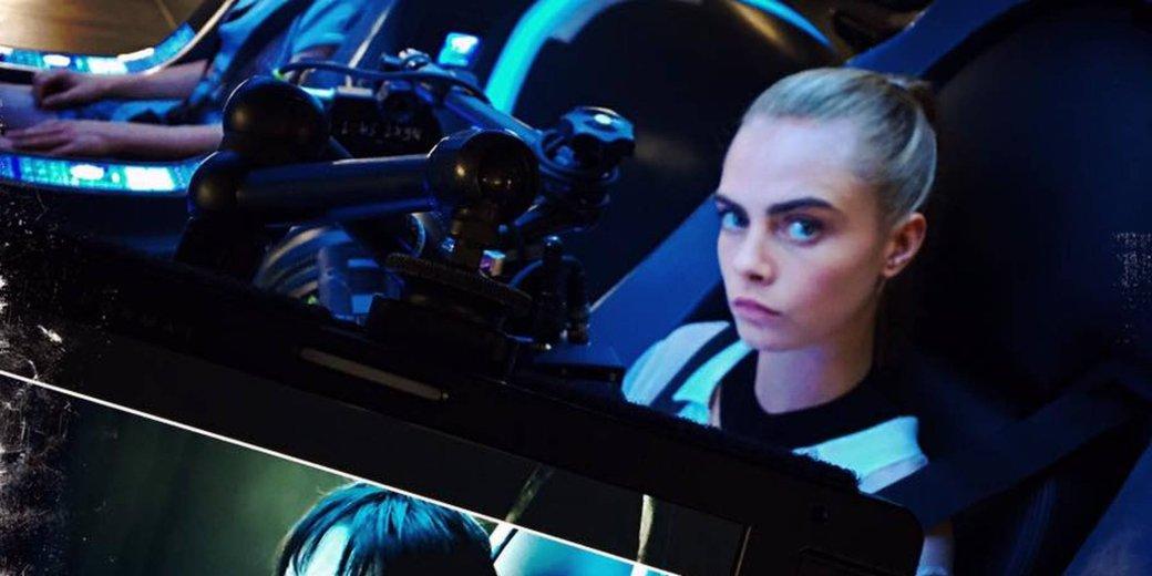 Режиссер «Халка» сыграет пришельца в «Валериане» Люка Бессона - Изображение 1