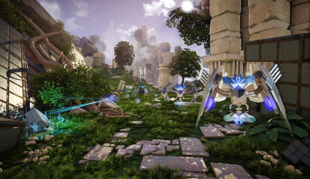 Skyforge: MMORPG, из которой пытаются убрать всю рутину - Изображение 3