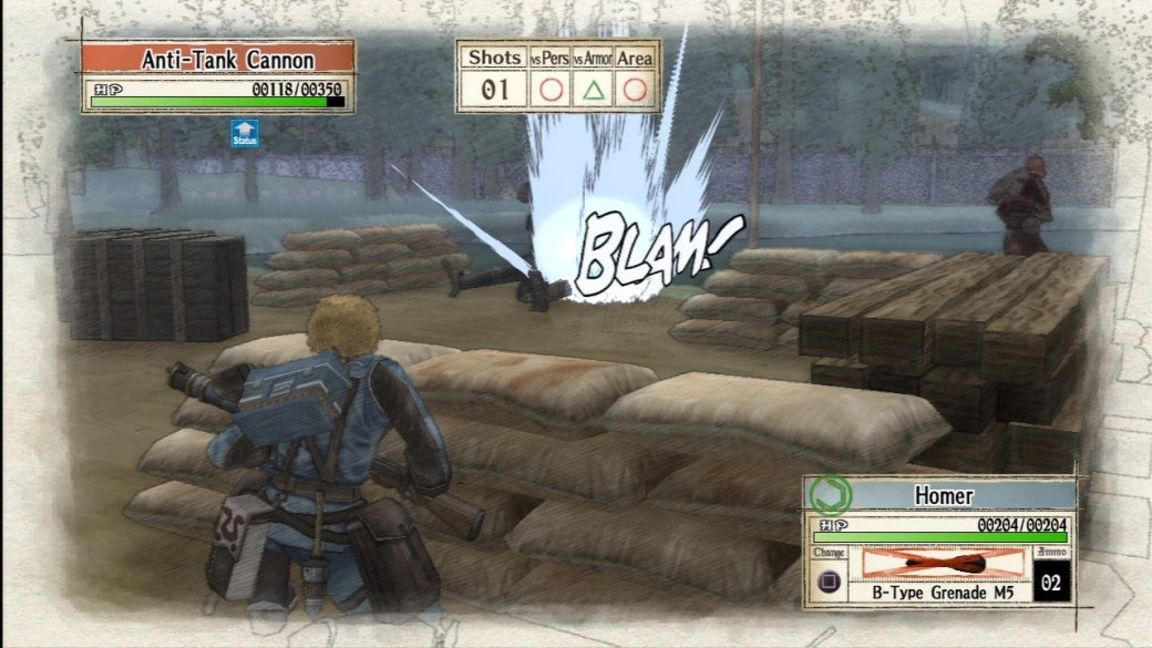 Valkyria Chronicles - Battlefield Of Nayshka - Изображение 7