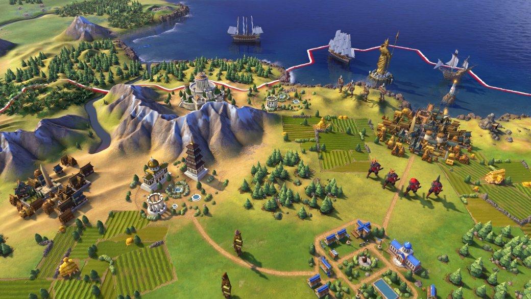 Все важные подробности Civilization VI - Изображение 4