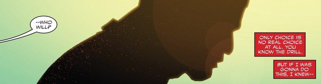 Secret Empire: Люди рады тому, что Гидра пришла к власти - Изображение 7