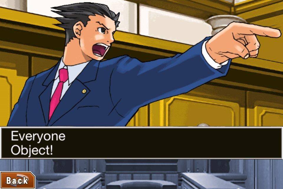 Capcom переиздаст первые три части Ace Attorney на 3DS - Изображение 1