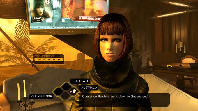 Мобильная Deus Ex переберется на PC через месяц  - Изображение 1