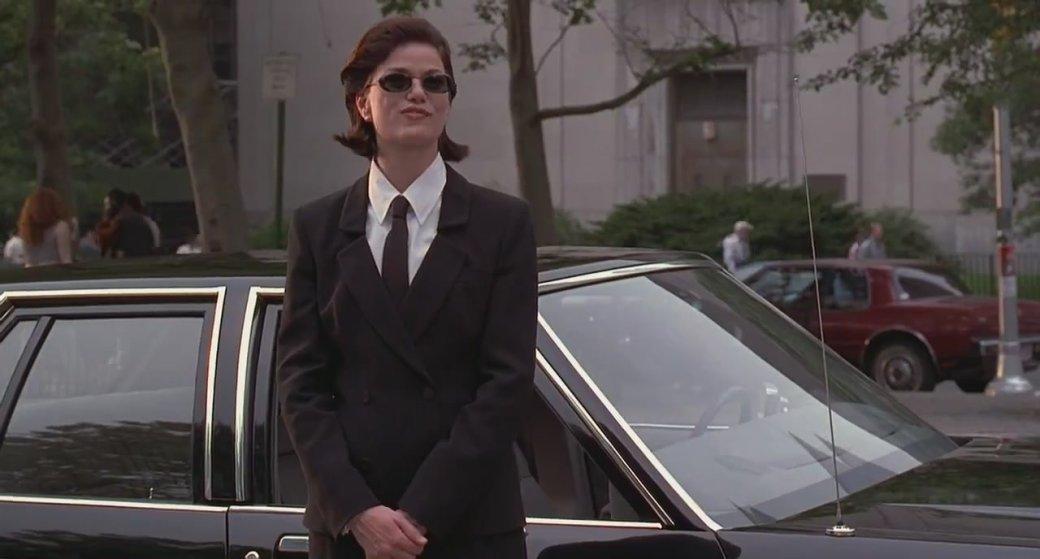В фильме «Люди в черном 4» будет женщина-агент - Изображение 1
