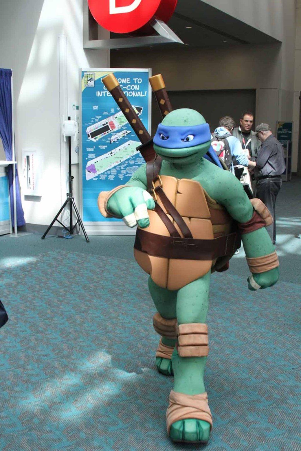 Лучший косплей Comic-Con 2015 - Изображение 81