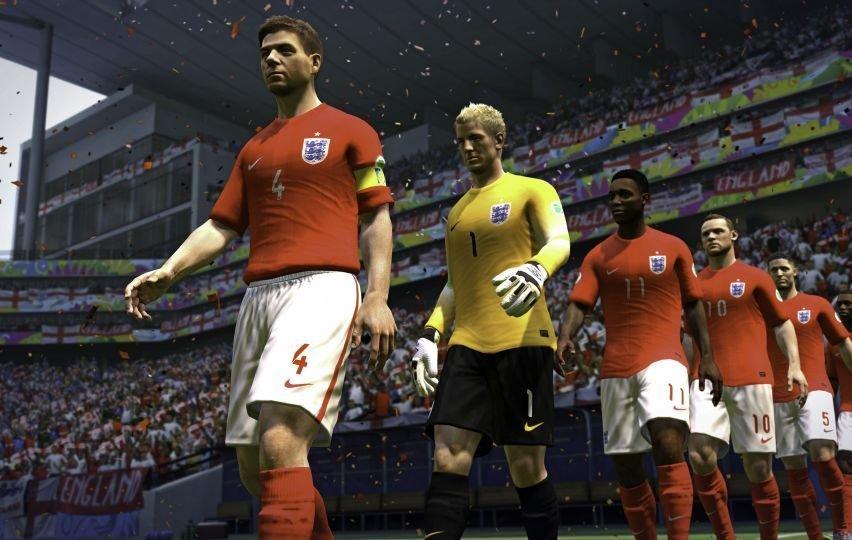 Англия чаще других побеждает на ЧМ в 2014 FIFA World Cup Brazil . - Изображение 1