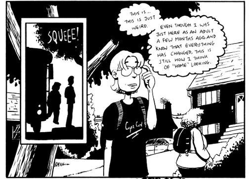 Комиксы: Too Cool to be Forgotten. - Изображение 4