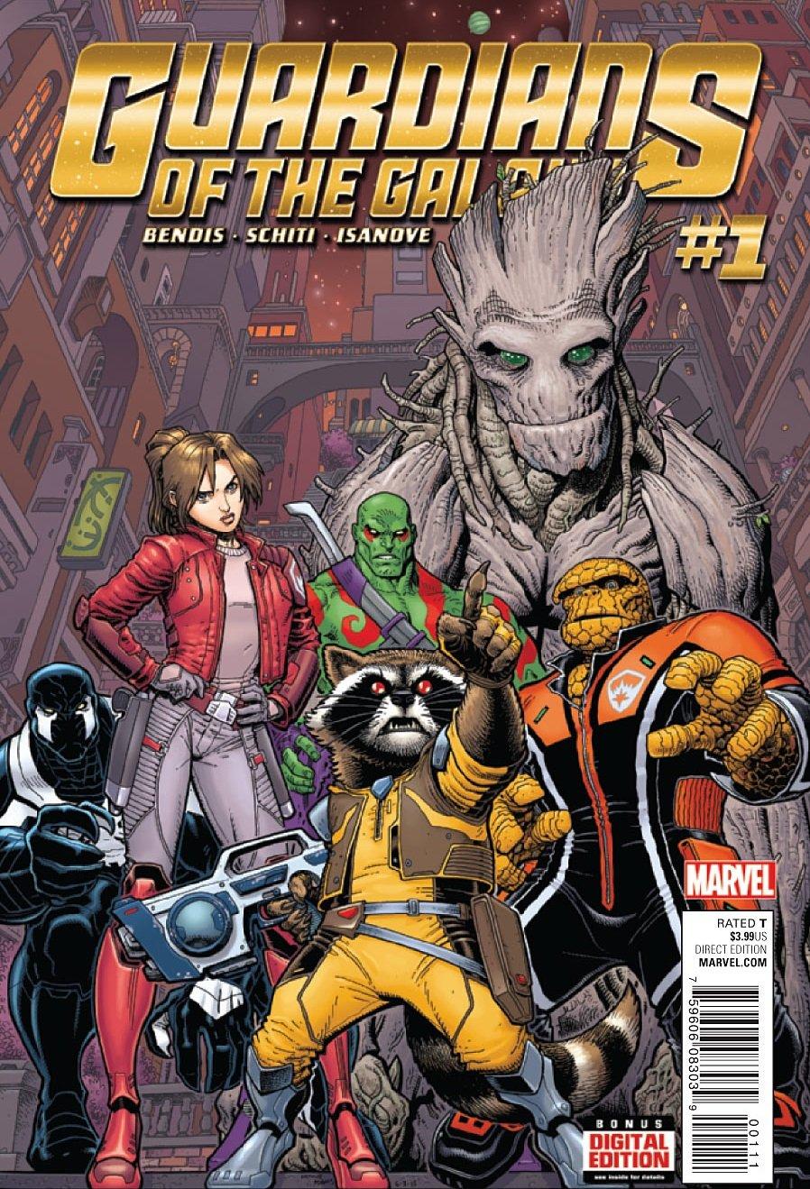 Какие комиксы оСтражах Галактики непременно нужно читать. - Изображение 15