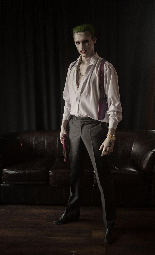 Косплей дня: восхитительная Харли Квинн и Джокер из «Отряда самоубийц» - Изображение 4