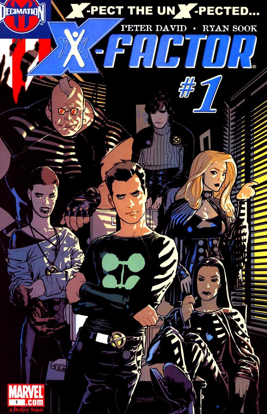 Как начать читать комиксы Людей Икс, часть 2: классика - Изображение 11