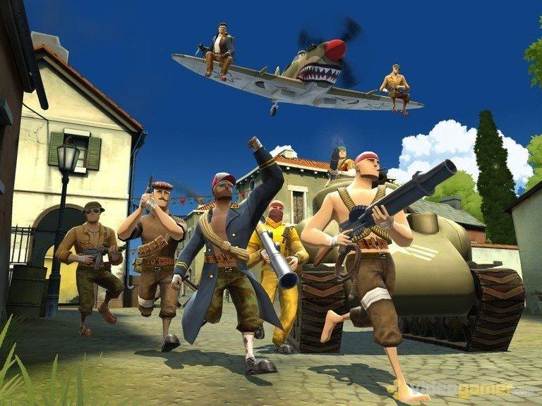 Battlefield Heroes - Изображение 2