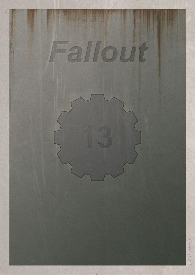 Минимализм: HALO, Need for Speed, BioShock. Batman Arkham Asylum, Fallout, Герои 3. - Изображение 7