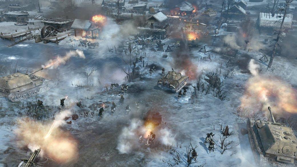 Закрытая бета Company of Heroes 2 стартует 2 апреля. - Изображение 1