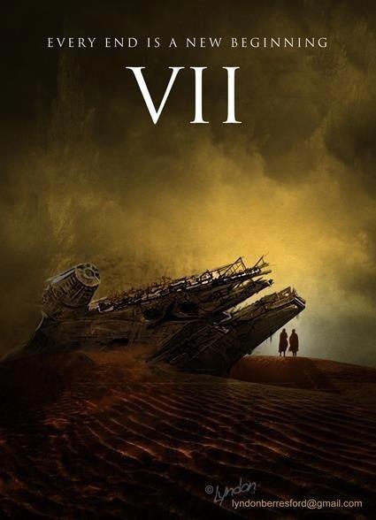 Фанатские постеры Star Wars: Episode VII - Изображение 10
