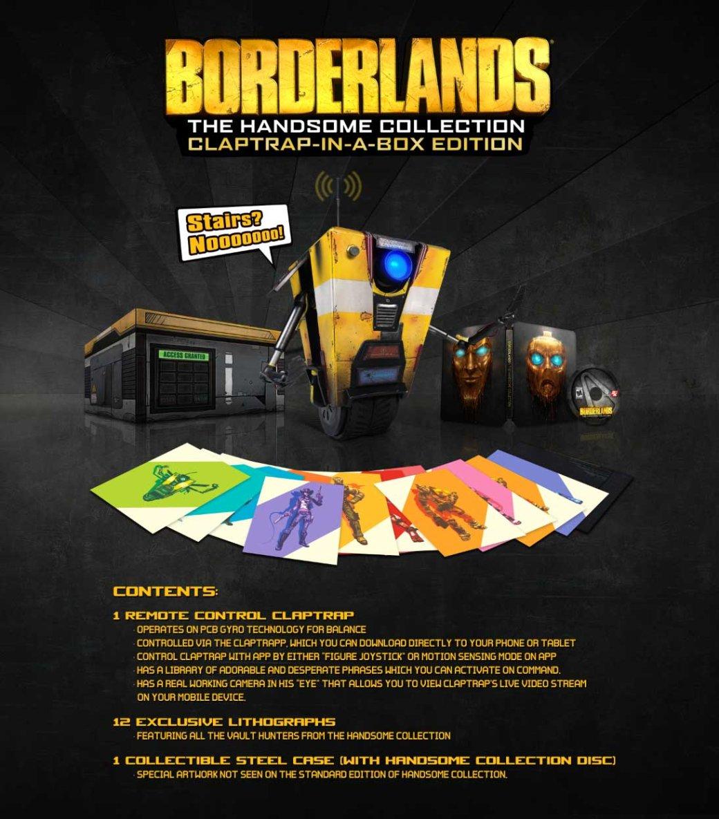 Borderlands выйдет на консолях нового поколения - Изображение 2