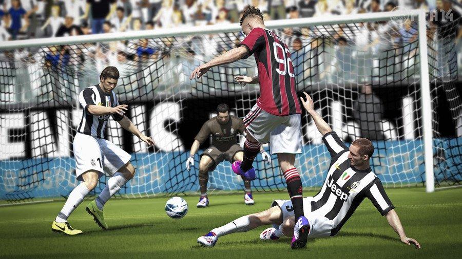 FIFA 14 лидирует в Великобритании после праздников  - Изображение 1