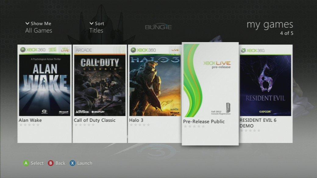 Обзор нового дашборда Xbox 360 - Изображение 1