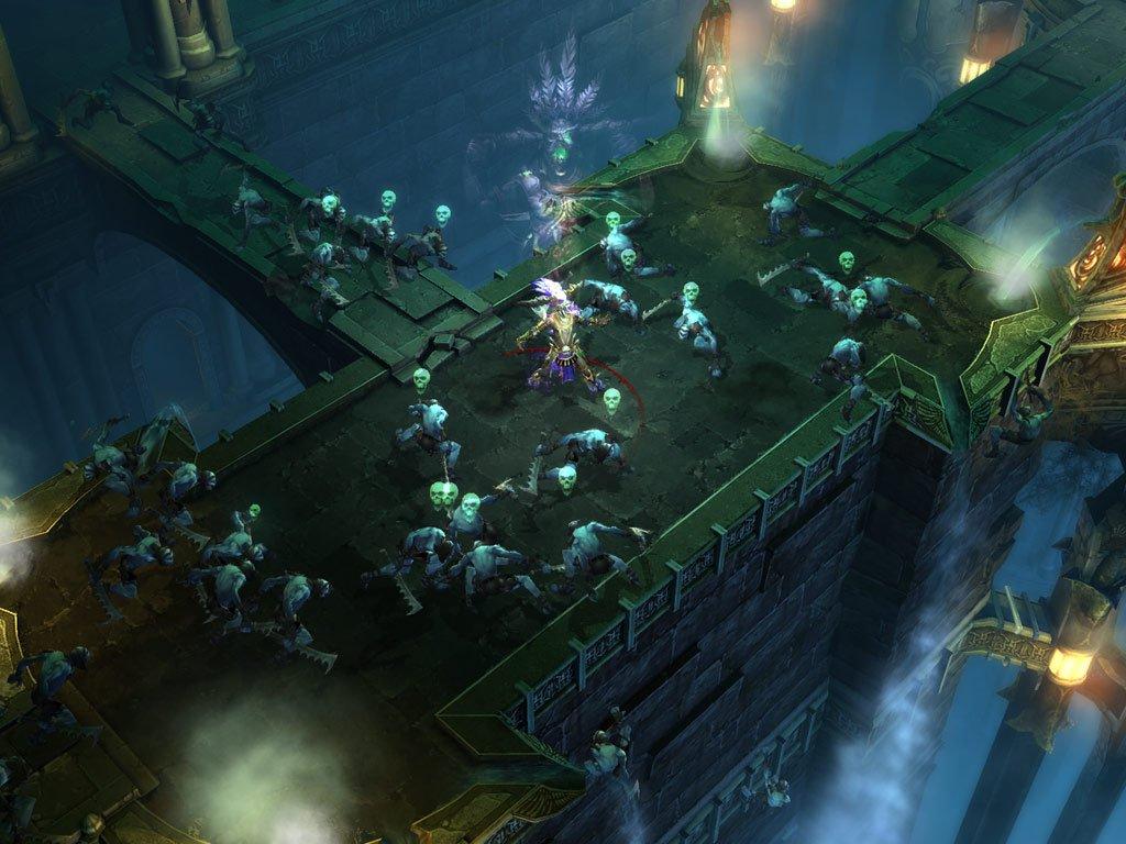 Blizzard прокомментировала воровство предметов в Diablo III. - Изображение 1