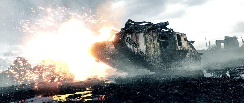 Изумительные скриншоты Battlefield 1 - Изображение 31