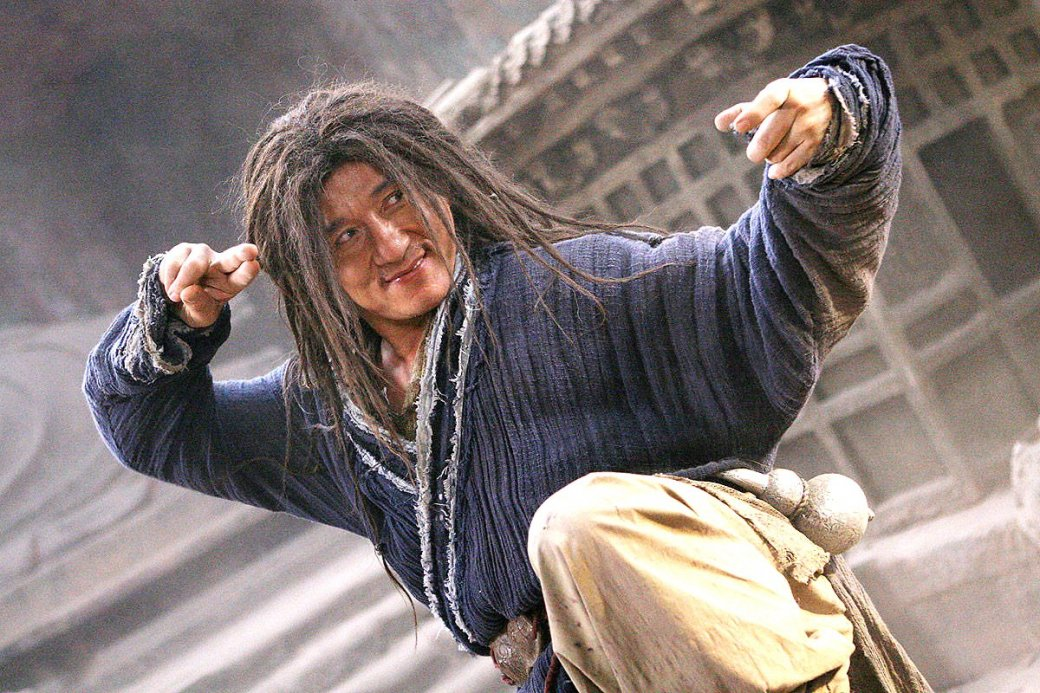 Джеки Чан снимает фантастический боевик со знакомым сюжетом - Изображение 1