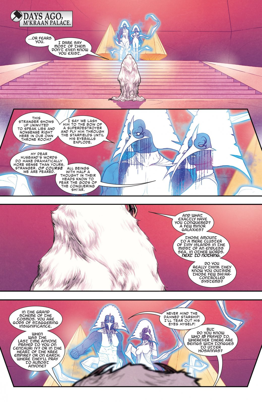 Асгард своих не бросает: боги пришли на помощь похищенной Тор - Изображение 2