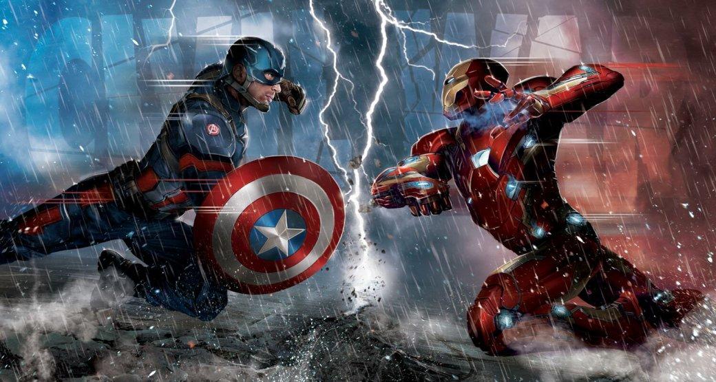 Рецензия на «Первый мститель: Противостояние» - Изображение 3